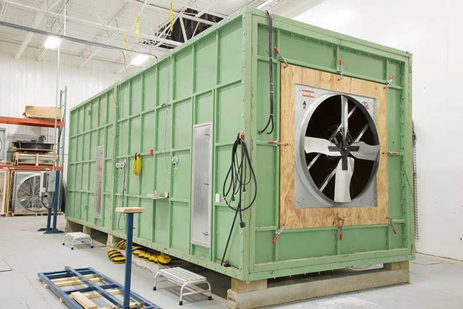 Hog Slat's Wind Tunnel Key to Constant Fan Improvement